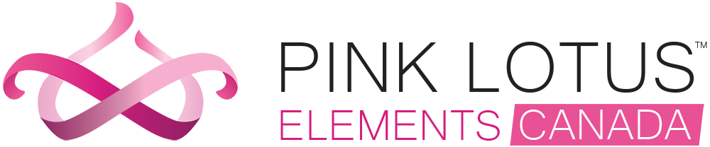 pink lotus elements logo