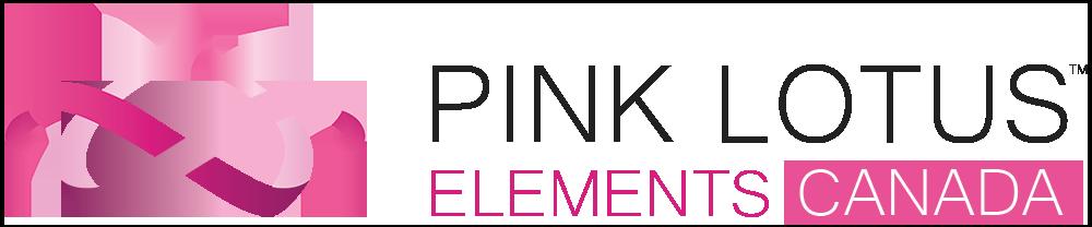 pink lotus elements logo