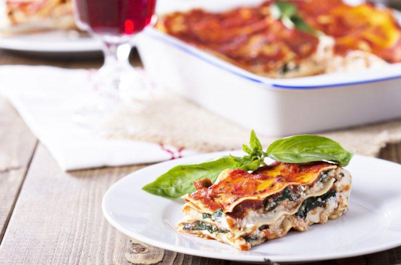 Dreamy Lasagna